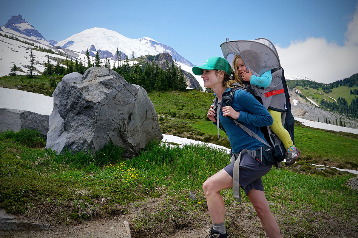 Child Carrier Backpack For Rental In Vail Colorado